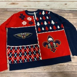 Other - New Orleans Pelicans Ugly Christmas Sweater